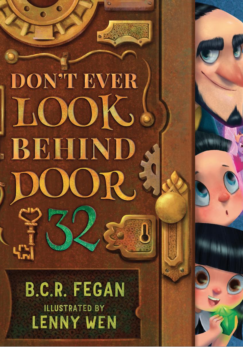 Door 32 Front Cover